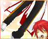 ~R~ Akaito pants