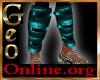 Geo GladiatorShinPads T