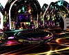 stage lights animated dj