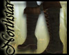 ~NS~ Elven leather boots