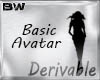 Female Basic Avatar