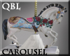 Carousel Horse Animated