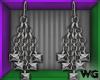 Rogue Chain Stud Earring