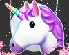 d. unicorn purse