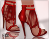 K| Do It Fringe (Red)