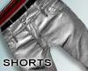 - Shorts, Silver