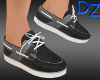 Gray Dockside Boat Shoes