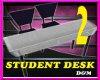 .::D&M::.Student Desk *2