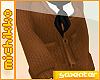 *M Dark Brown Sweater