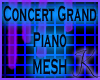 Concert Grand Piano MESH