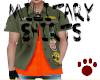 Military Shirts Male