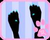 |Paws w/Blu Claws!|