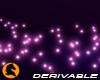 ♞ Purple Sparkles