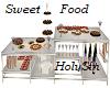 Buffet Set Sweet Dessert