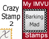X Crazy Stamp 2
