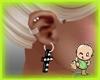 *Bb*Faith Earrings