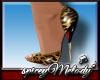 Cheetah Spiked Heels