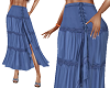 TF* Long BOHO Skirt