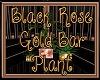 Black Rose Gold Plant