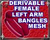 Fem Lft Arm Bangles Mesh