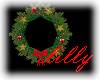 Animated Xmas Wreath