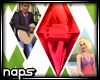 !N! The Sims Red Crystal