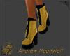 NuBuck Hiker Boot Gold