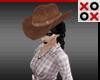 XO Cowgirl Hat