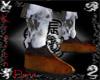 KD Barbarian Fur Boots M