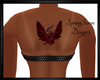Blood Red Dragon BackTat