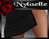 Black Savage Skirt