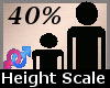 Height Scale 40% -F-
