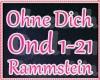 e Rammstein Ohne Dich