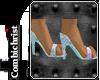 Crystals Paw Heels