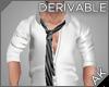 ~AK~ Loose Tie Top