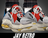 Retro Jaylenciaga Multi