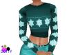 kids bluegreen sweater