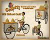 Gelatti IceCream Cart