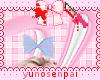 ♡ Bunny ears P/B ♡