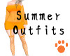 Summer Outfits Orange