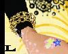 F> Golden Handchain L