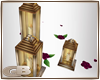 lanterne set w roses