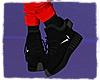 $D - Nike Boost Black