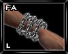 (FA)Wrist Chains V2 L