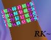 Rainbow Shine Bracelet R