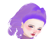 Cardi B 5 purple