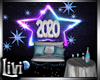 Happy New Year Neon Club