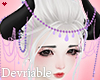 !P Devriable Jewel Horns