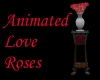 (S)Animated Love Roses