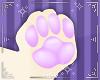 凄 paws m lilac